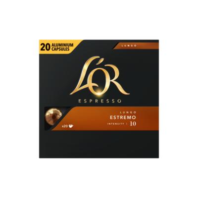 L'OR ESPRESSO Lungo Estremo Koffiecapsules Grootverpakking