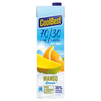 Coolbest 70/30 Mango dream