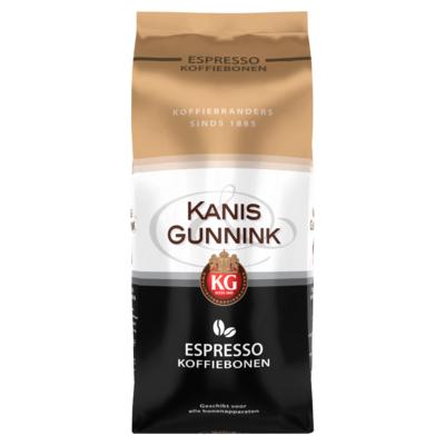 Kanis & Gunnink Koffiebonen espresso