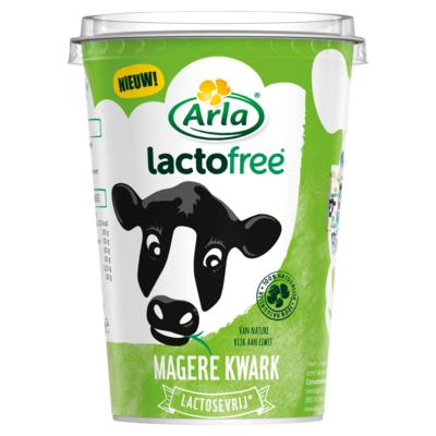 Arla Lactofree Magere Kwark 450 g