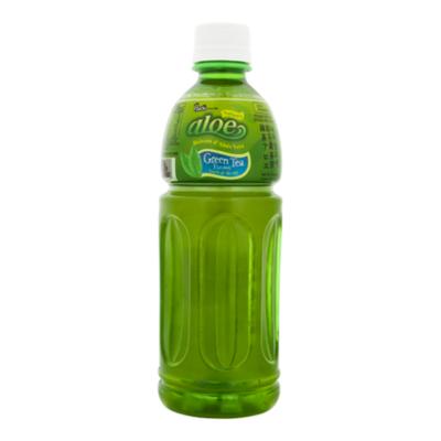 Paldo Drinks aloë vera groene thee