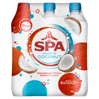Spa Touch of Coconut