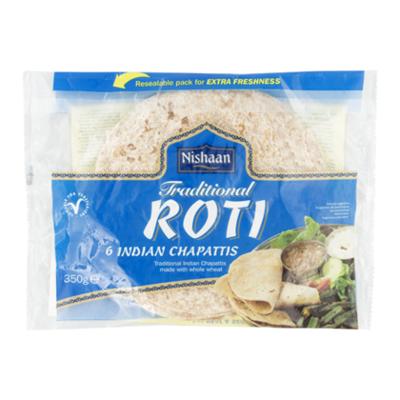Nishaan Roti traditioneel