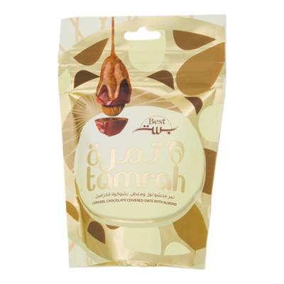 Tamrah Dadels witte chocolade karamel amandel