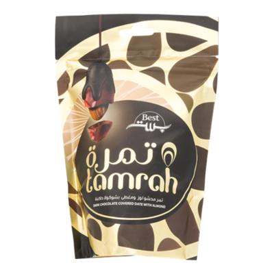Tamrah Dadels pure chocolade amandel
