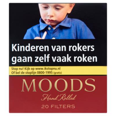 Ritmeester Sigaren moods filter