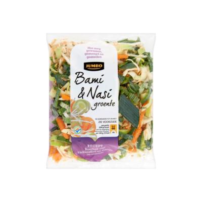 Huismerk Bami & Nasi Groente Kleinverpakking