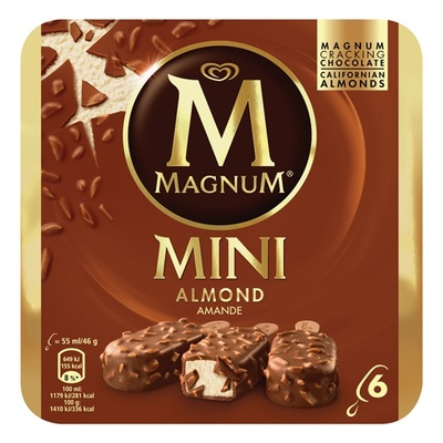 Ola Magnum mini almond