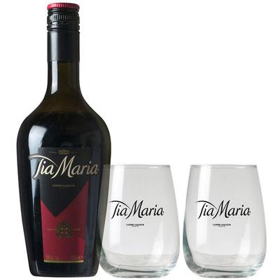 Tia Maria Met 2 glazen