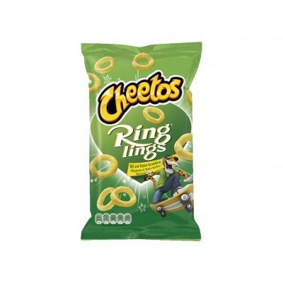 Cheetos Ringlings uiensmaak