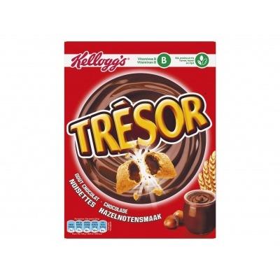 Kellogg's Tresor chocolade hazelnoten
