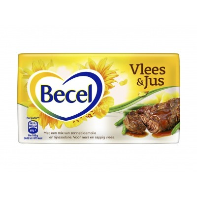 Becel Bakken & braden vlees & jus