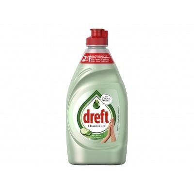 Dreft Clean & soft aloe vera afwasmiddel