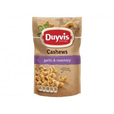 Duyvis Garlic & rosemary cashewnoten