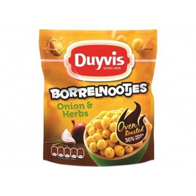 Duyvis Oven roasted borrelnootjes onion & herbs