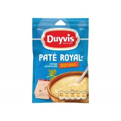 Duyvis Paté royal dipsaus