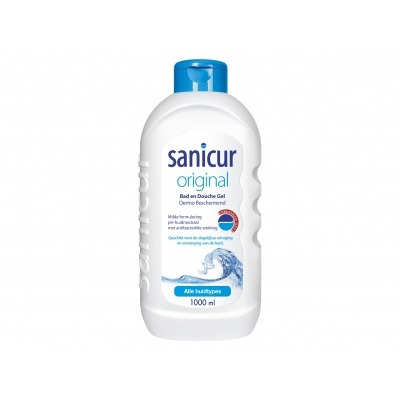 Sanicur Bad & douche gel original