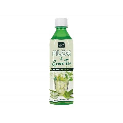 Tropical Aloe & green ice tea