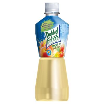 DubbelFrisss Appel & Perzik 500 ml