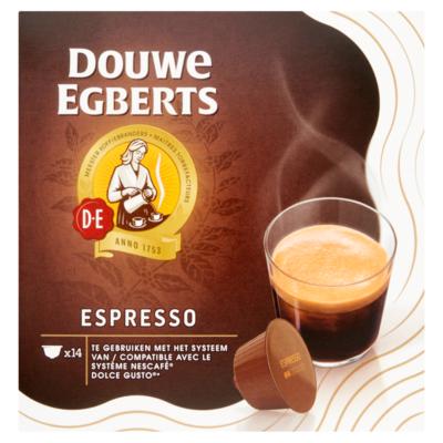 Douwe Egberts Koffiecups Espresso