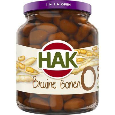 Hak Bruine bonen 0%