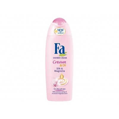 Fa Shower cream & oil silk & magnolia