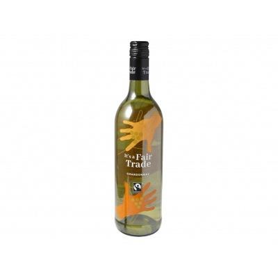 Zuid-Afrika It's a fairtrade chardonnay