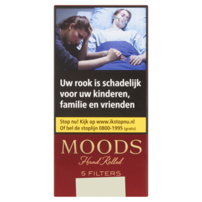Ritmeester Sigaren moods filter 5