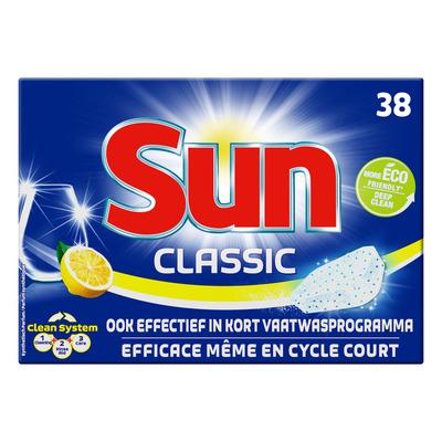 Sun Classic lemon tabs