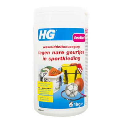 HG Wasmiddel sportkleding