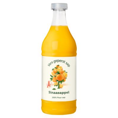Appelsientje Vers Geperst Sap Sinaasappel