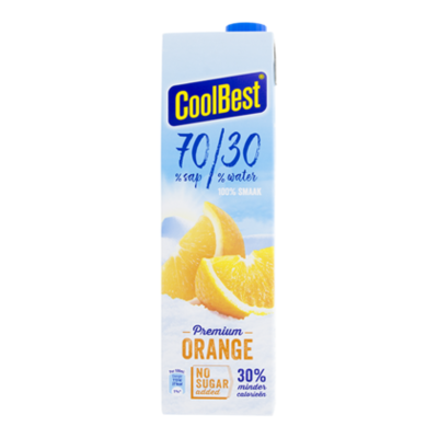 Coolbest Skinny orange
