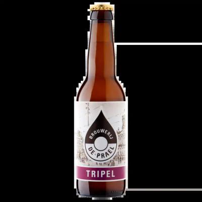 Brouwerij de Prael Tripel Fles