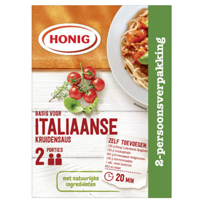 Honig Italiaanse kruiden