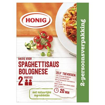 Honig Spaghetti bolognese