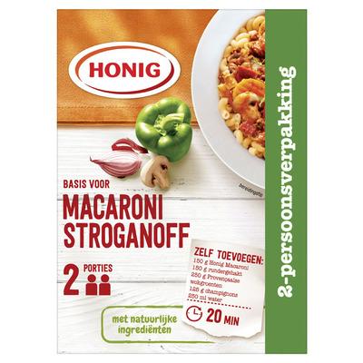 Honig Macaroni stroganoff