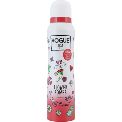 Vogue Girl flower power anti transpirant