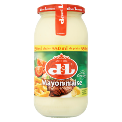 D&L Mayonaise met Citroen