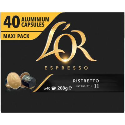 L'Or Espresso cups ristretto maxi
