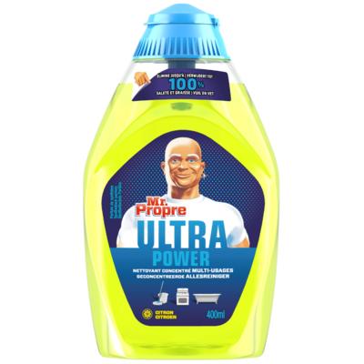 Mr. Proper Ultra citroen