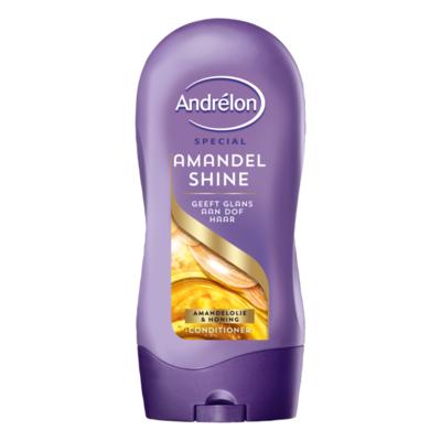 Andrelon Conditioner Amandel Shine