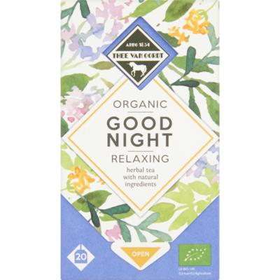 Thee Van Oordt Organic Good Night Relaxing