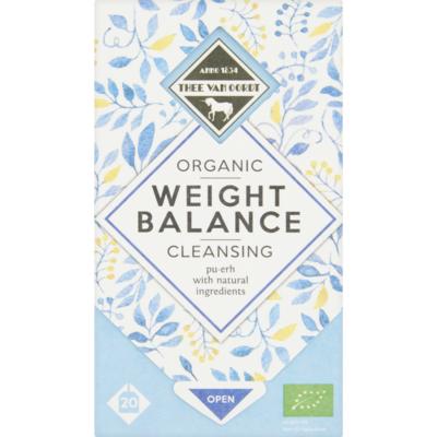 Thee Van Oordt Organic Weight Balance Cleansing