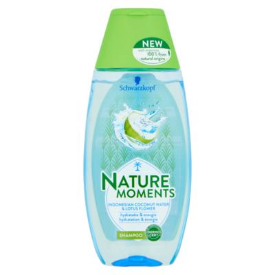 Schwarzkopf Nature Moments Coconut Water Shampoo