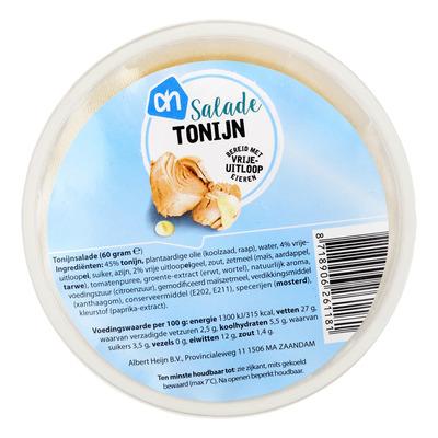 Huismerk Mini tonijn salade