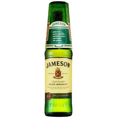 Jameson Met glas
