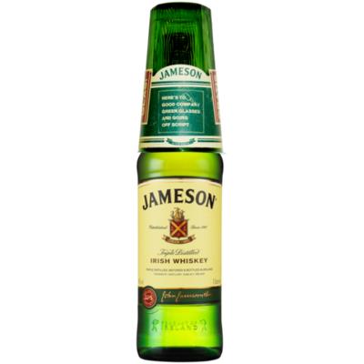 Jameson met glas 100CL