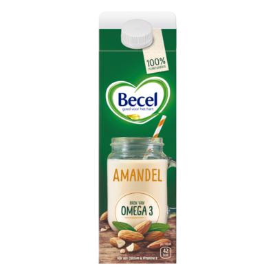 Becel 100% Plantaardige Amandeldrink