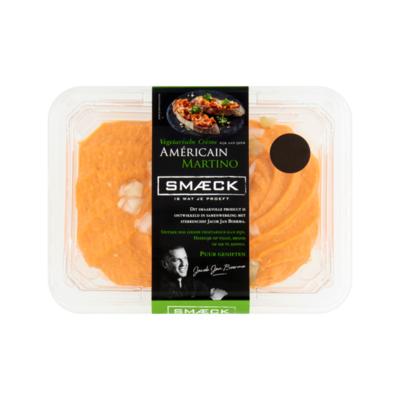 Smaeck Vegetarische Crème Américain Martino