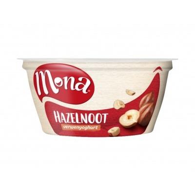 Mona Verwenyoghurt hazelnoot
